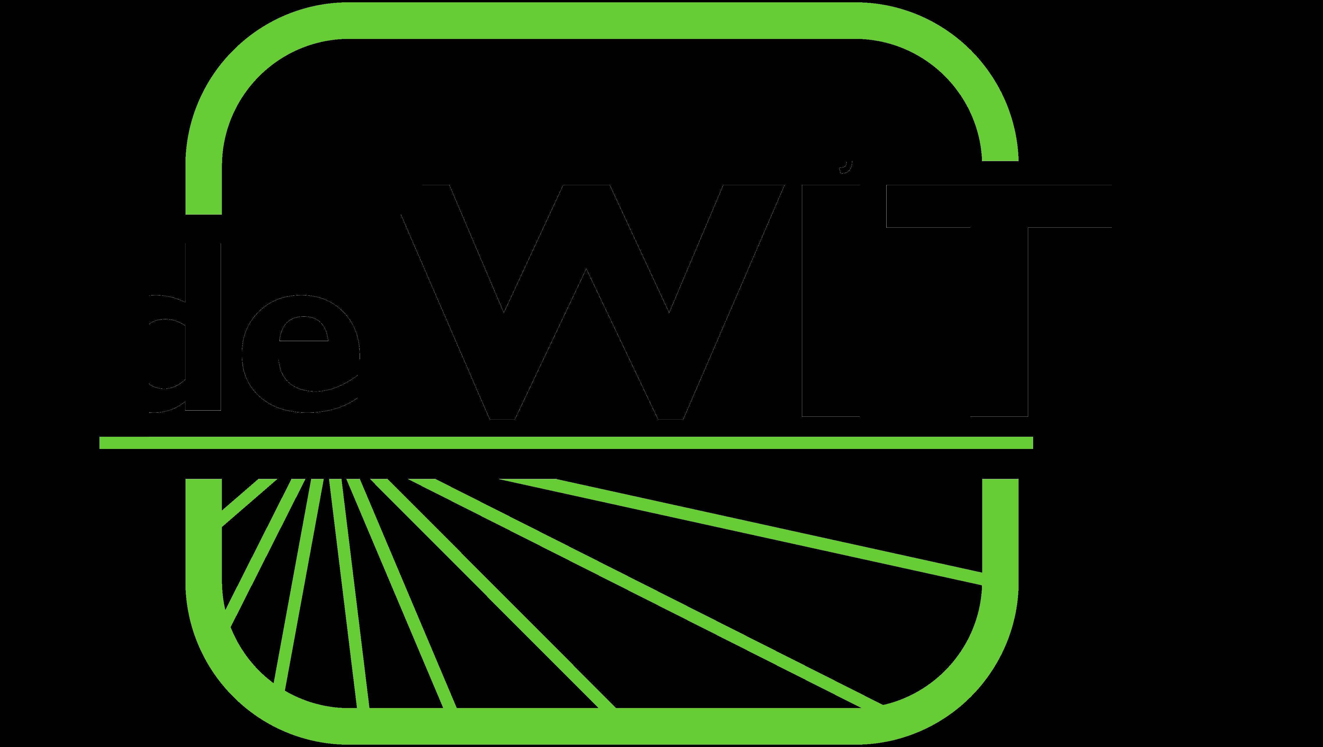 Logo De Wit A3 d