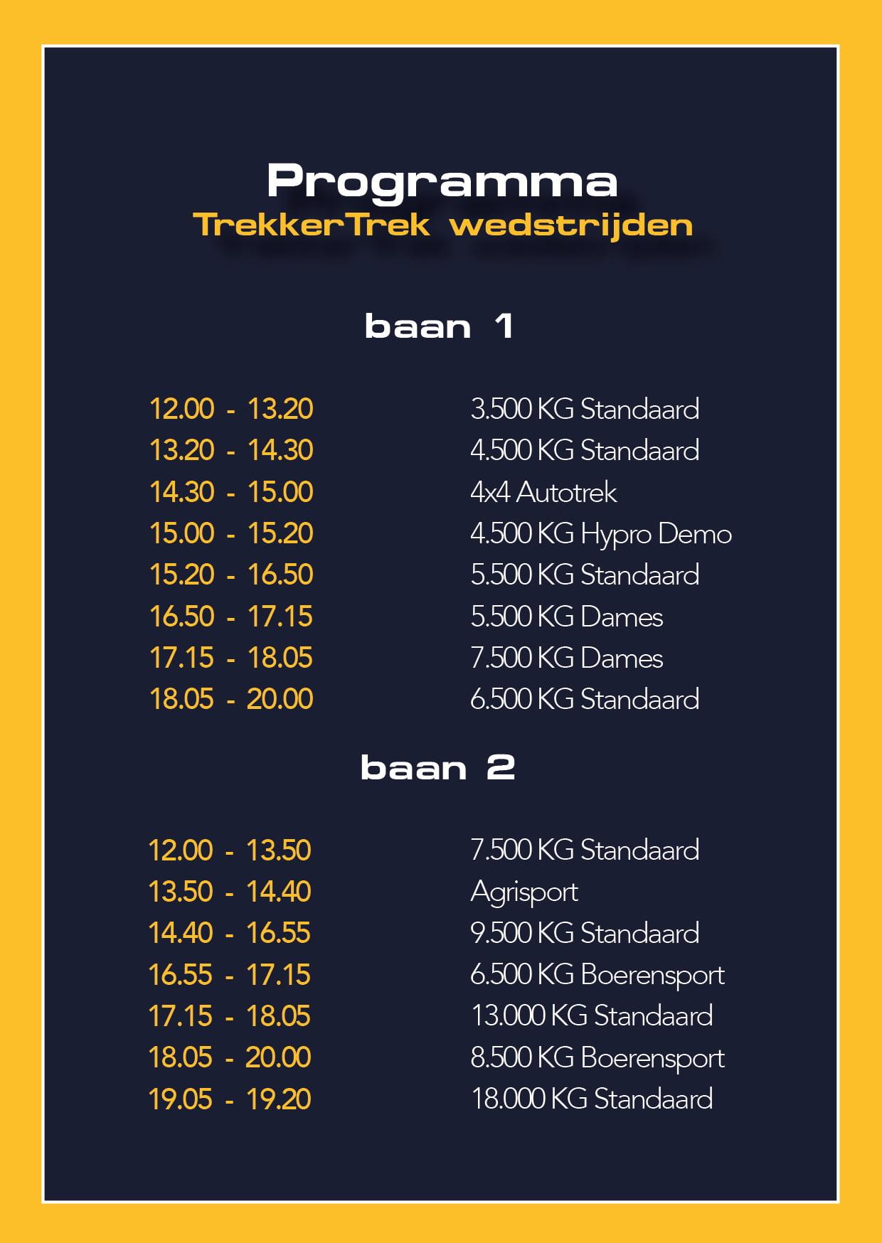 Dag Programma TT-1